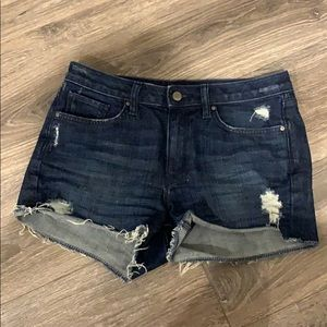 GAP Denim Shorts- Mid Rise